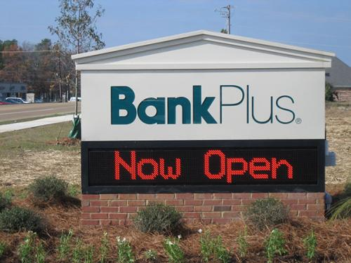 Bank Signs   Headrick Signs and Graphics
